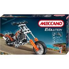 meccano erector evolution chopper motorbike walmart com