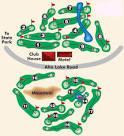 Alta Lake Golf Course, Lake Chelan Public Golf, Wenatchee public ...
