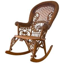 wicker rocking chair. Antique Victorian Wicker Rocker For Sale With Rocking Chair