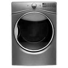 Gas Washers And Dryers Whirlpool 74 Cu Ft Gas Dryer With Steam In White Wgd92hefw