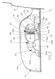 patent us6243218 mirror actuator google patents patent drawing