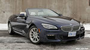 BMW Convertible bmw convertible 650i : 5 things you need to know about the 2017 BMW 6 Series xDrive ...