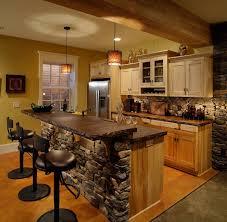 Bar In Kitchen Grey Basement Design Ideas In Kitchen Bar Ideas With Modern Bar My