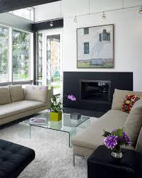 New England Living Room New England Contemporary Lda Architecture And Interiors
