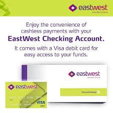 Different types of cards for different type of needs. Eastwest Bank On Twitter Enjoy The Convenience Of Cashless Payments W Your Eastwest Checking Account Ask Us About It Today Http T Co 9jsxca1esy