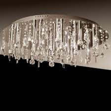 modern flush mount chandelier brizzo lighting s 18 miraggio modern crystal flush