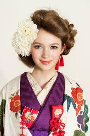 和装ドレスコレクション ラリアンス Oriental Style 和装 ヘア