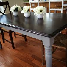 french country dining room painted furniture. interesting french annie sloan chalk paint french linen and java stain over an old country oak  table for country dining room painted furniture k