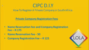 How To Register A Company How To Register A Company In South Africa 2016 Step 2 Depositing Funds Into Cipc Acc