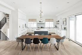 Modern Dining Room Ideas Modern Farmhouse With Modern Dining Table Inspiration Modular Dining Room