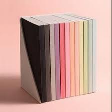 Poppin Mini Medley Professional Notebooks, Wide Ruled, <b>32</b> ...