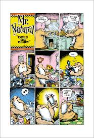 r crumb mr natural r crumbs mr natural does the dishes