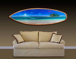 innovation ideas surfboard wall art modern house geekysmitty com home decorations australia uk nz maui