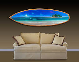 innovation ideas surfboard wall art modern house geekysmitty com home decorations australia uk nz maui