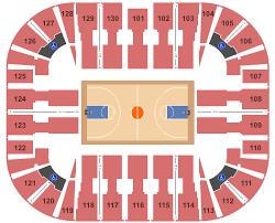 Eaglebank Arena Seating Chart Fairfax