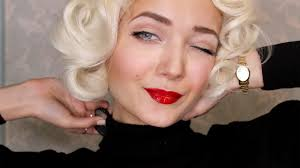 marilyn monroe makeup tutorial