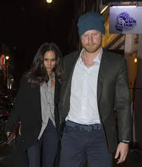 First pictures of Prince Harry\u0027s girlfriend Meghan Markle \u0027crowned ...