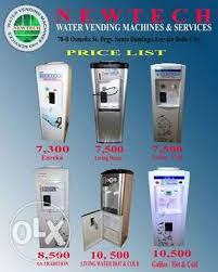 Piso Water Vending Machine Philippines Inspiration Coin Operated Water Dispenser Water Vendo