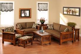 wood living room furniture sets wooden furnitures set