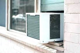 Window Airconditioner Cover Wall Air Conditioning Covers Ac Unit Remarkable Gallant Decorative