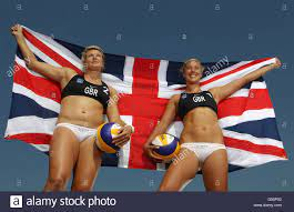 GB Women's Beach Volleyball Media Day ...