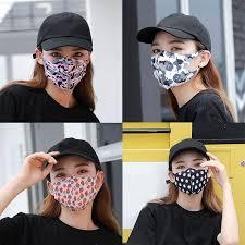 Anti-bacterial Mask <b>Ice Silk</b> Mask Woman Sunscreen <b>Dustproof</b> ...