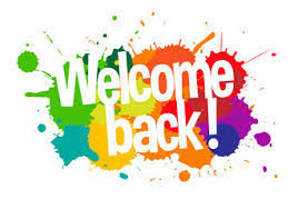 Welcome Back! – Ames Child Care Center