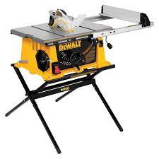 dewalt table saw. dewalt dwe7490x 10-inch job-site table saw with 28-1/2-inch max rip capacity - power saws amazon.com dewalt