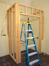 Excellent Ideas Building A Closet In Bedroom How To Build Closet