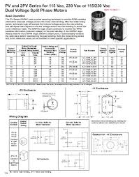 dual voltage single phase motor wiring diagram facbooik com Dual Voltage Single Phase Motor Wiring Diagram stearns direct com products solid state switches for single Single Phase AC Motor Wiring