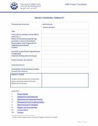 Professional Project Proposal 24 Professional Project Proposal Templates Template Lab 6