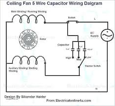 ceiling fan capacitor cbb61 4 wire fan capacitor wiring diagram auto electrical wiring diagram co 3