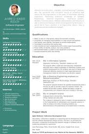 Internship Resume Samples - Visualcv Resume Samples Database