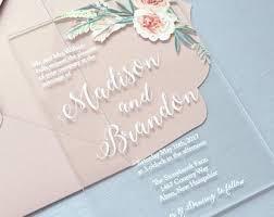 Wedding Invitatiins Wedding Invitations Etsy