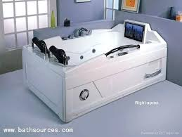 bathtub with tv with massage bathtub surf whirlpool spa 1