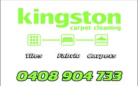 carpet company logo. business logo; kingston carpet cleaning company logo by in ellenbrook wa