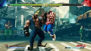 street fighter v arcade edition details arcade mode gematsu