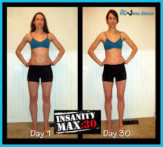 insanity max30 30 day results