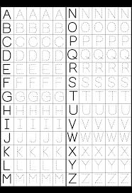 abc tracing sheet free abc tracing sheets ora exacta co