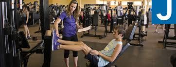 Fitness teen center online