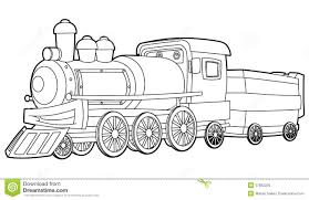 Superior Coloring Pictures Of Trains Book Simple Train Page