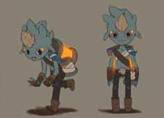 Character concepts: лучшие изображения (9)   Дизайн ...