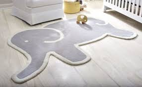 elephant rug for nursery room