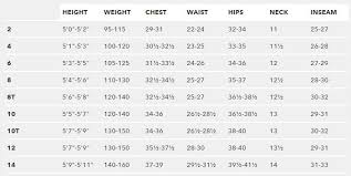 Patagonia Shorts Size Chart Patagonia Wetsuit Size Chart Moment Surf Company