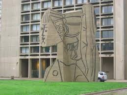 Image result for picasso manhattan sculpture