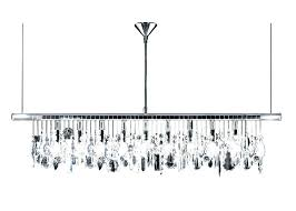 linear crystal chandelier interior design modern contemporary lamp broadway moder