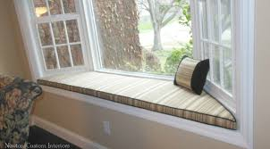 Bay Window Seat Cushion