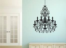 chandelier wall decal target attending sticker a things to expect when att