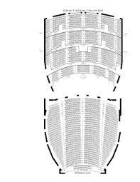 Arlene Schnitzer Concert Hall Seating Chart Scxhjd Org