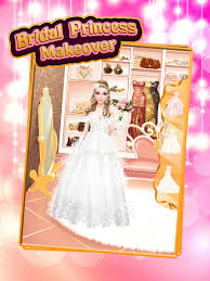 bridal princess wedding salon on the app